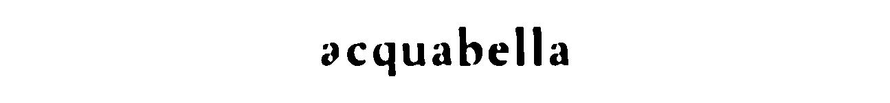 Acquabella